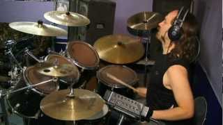 """Kelly Clarkson - Stronger (What Doesn't Kill You) - drum cover by Alexander """"ZOOKA"""" Kuzmin"""