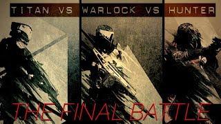 Destiny Rap Battle: Hunter Vs Warlock Vs Titan - EPIC!!!
