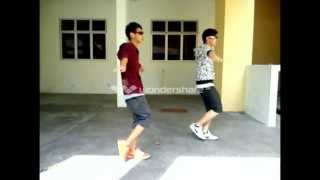 Silhouettes (Avicii) Dance Cover - Antthirat and Lee