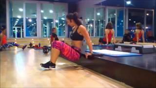 Clase de Body Pump en On Fitness Center
