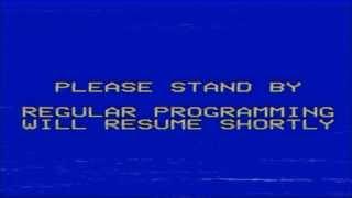 VHS Style noise