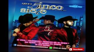 El Primo (Estudio) Me Gusta Album [2017] .- Grupo 5inco Sie7e