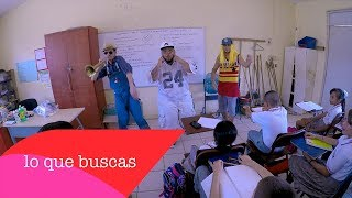 IMPAKTO// LO QUE BUSCAS// VIDEO OFICIAL (EMINEM -WITHOUT ME A LO MEXICANO)