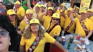 Benidorm Fiesta 2016 fancy dress street party
