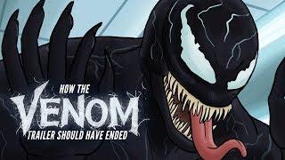 How The Venom Trailer Should Have Ended