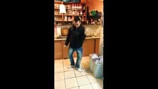 Egy kis spontán tánc!!:)