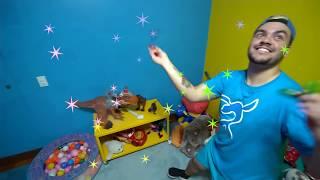 Música De Alegria | Luccas Neto Para Crianças | FAZ BRILHAR ESSA LUZ