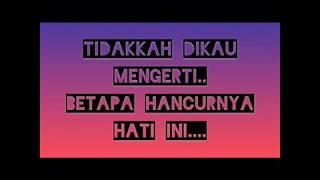 Hyperact - Kasih Lirik ( cover by Nia Adyana )