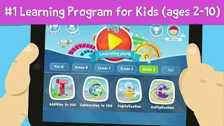 Kids Academy Talented and Gifted Program for Kids from 2 to 10