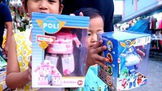 Beli Mainan Robocar Poli Roy Amber Helly Rescue Team. Toys Hunting Mainan Anak Laki-Laki & Perempuan