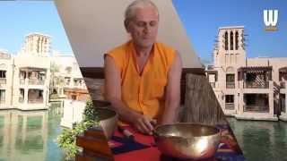 Buddhist sound meditation with Winnie Rode