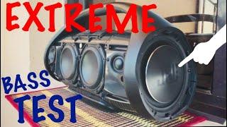 JBL Boombox | EXTREME BASS TEST