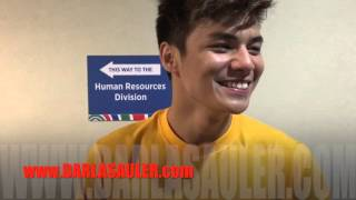Ronnie Alonte reacts to his viral sex scandal width=