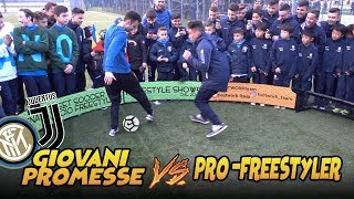 GIOVANI PROMESSE vs FOOTWORK ITALIA |  Milano Football Festival