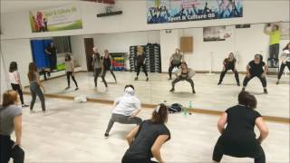 Cours de ragga avec Cindy de l'Ecole As En Danse, ANTIBES - DotoradO'PrO' - Marimba Rija