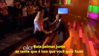 Pharrell Williams - Happy (Live) (Legendado)