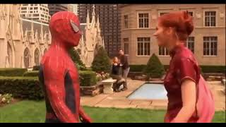 Spiderman is a Scatman!