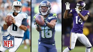 Which Sophomore Players Will Jump or Slump in 2016? | NFL Fantasy