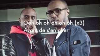 Soprano & REDK - Avant De S'en Aller (Paroles/Lyrics)