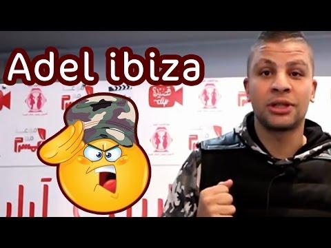 عادل ايبيزا في حفل adel ibiza Podcast Arabia