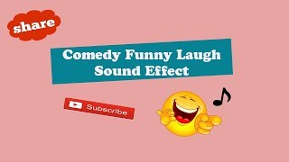 Comedy Funny Laugh Sound Effect For Your Vlog | Blog