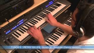 Boney M - Rasputin (TYROS 5)
