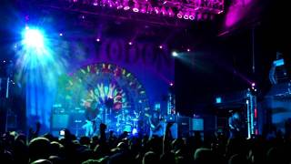Mastodon - All The Heavy Lifting LIVE @ Terminal 5 NYC 2011.11.19 [clip]
