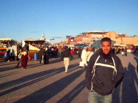 Marrakesh rush hour