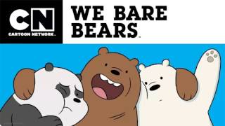 We Bare Bears- Lucky Me song (Raw audio)