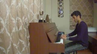 Edward Maya - Desert Rain Piano Cover