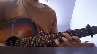 Joji - TEST DRIVE (Guitar Cover)