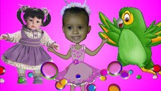 Passarinhos a Bailar -  infantil