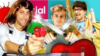 RIAL TAIM #2 - La Parodia di Real Time [HD]