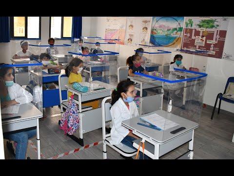 Video : Covid-19 : Quel quotidien au sein des écoles pour le respect des mesures de prévention ?