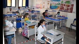 Covid-19 : Quel quotidien au sein des écoles pour le respect des mesures de prévention ?