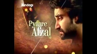 Pyaray Afzal Title Song width=