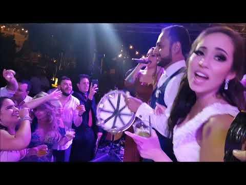 Banda Nas Nuvens - Juliana & Lucas - Pirenópolis. Goiás (Estalagem Alter real)