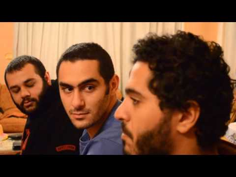 ala 3athim (making) الا عثيم .wmv