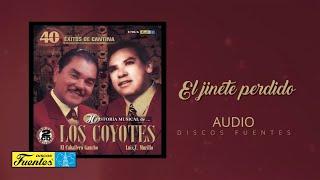 El jinete perdido  - Los Coyotes / Discos Fuentes