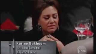 Karine Bakhoum on Food Network's 24 Hour Restaurant Battle