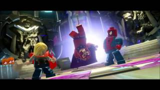 LEGO Marvel Super Heroes - PS4 / Xbox 360 - Trailer HD
