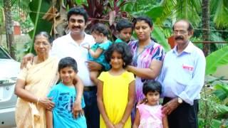 ANNA, MATHEW, SARAH BAPTISM VIDEO 5