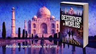 Destroyer of Worlds. ARKANE Thriller #9