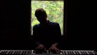 Steve Shimchick - Silhouette (Aquilo Piano/Vocal Cover)