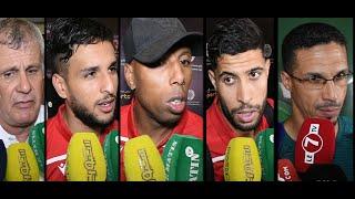 Derby casablancais : Déclarations après le match RCA-WAC