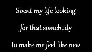 Alison Krauss - Baby, Now That I've Found You (lyrics on screen)