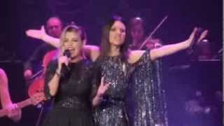 LAURA PAUSINI-EMMA  Live laura Pausini RTL 2013-Milano