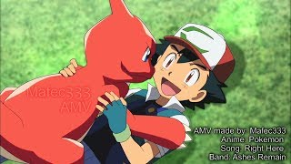 Ash & Charizard - Best Moments AMV
