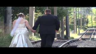 Amanda and Lee 2013 Wedding Video (1 Song)