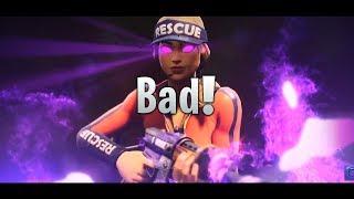 """Bad!"" Fortnite Edit - RIP XXXTENTACION"